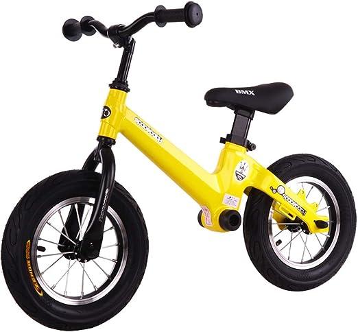 Bicicleta sin pedales Bici Bicicletas de Equilibrio de 5 años ...