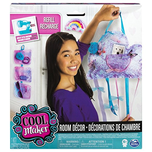 Cool Maker - Sew N' Style Room Décor Project Kit