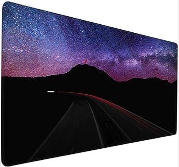 protector mesa escritorio Cielo estrellado universo galaxia ...