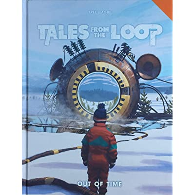 Tales from The Loop - Out of Time: Simon Stälenhag, Rickard Antroia: Toys & Games