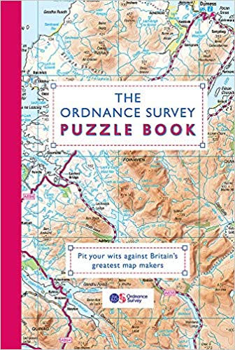 The Ordnance Survey Puzzle Book: Pit your wits against Britain\'s ...