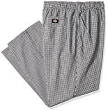 Dickies Chef Traditional Baggy Pant, Houndstooth, XX-Large