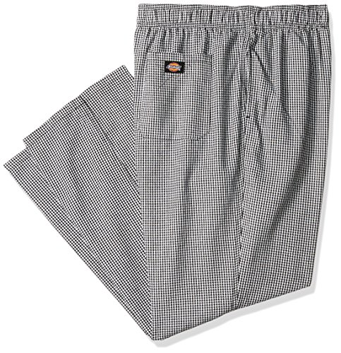 Dickies Chef Traditional Baggy Pant, Houndstooth, XX-Large by Dickies