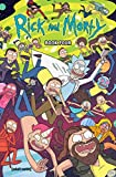 img - for Rick and Morty Book Four: Deluxe Edition book / textbook / text book
