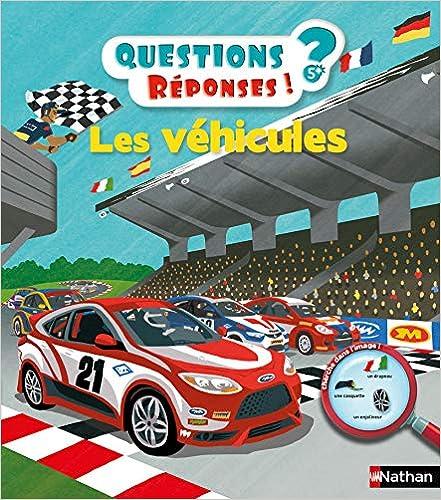 Book's Cover of Les véhicules - Questions/Réponses - doc dès 5 ans (15) (Français) Relié – 16 octobre 2014