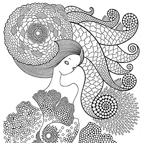 fairy shampoo an enchanted coloring book jo su jin 9781626923249 amazoncom books - Fairy Coloring Book