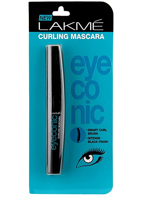 f4498b98ba1 Buy Lakme Eyeconic Curling Mascara 9ml Online at Low Prices in India -  Amazon.in