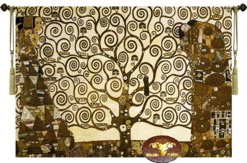Stoclet Frieze By Gustav Klimt 47