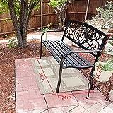 Garden Bench Outdoor Bench Patio Bench Cushions for