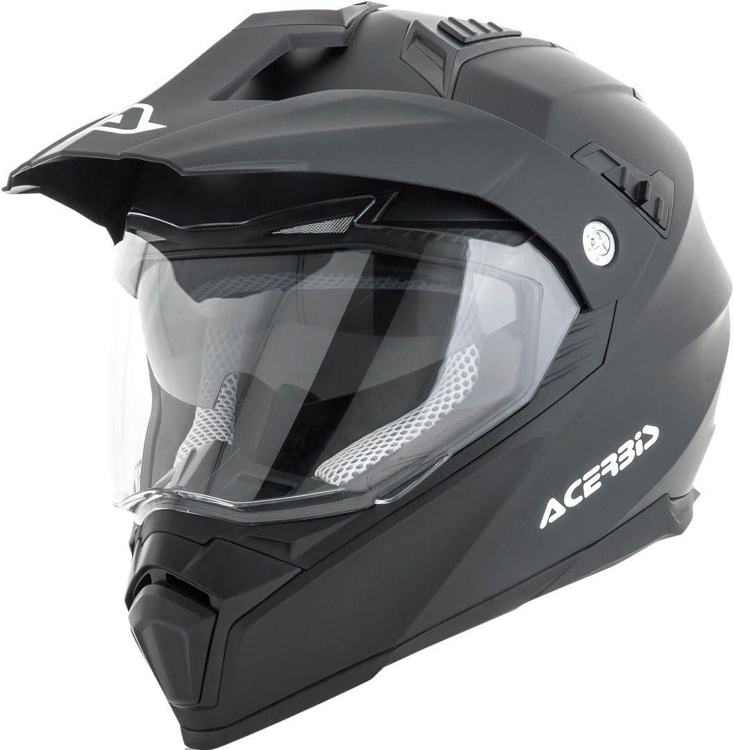 Integrale Acerbis Helm Flip fs-606/wei/ß S Full Face Helmet //Helmet Flip fs-606/White S