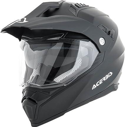 Full Face Helmet Acerbis Casco Flip fs-606/Blanco XXL Integral //Helmet Flip fs-606/White XXL