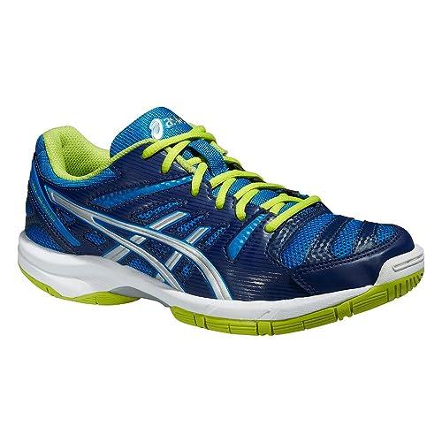 Zapatillass GEL-BEYOND 4 GS DIVA BLUE/NEON ORANGE/NAVY 14/15 Asics: Amazon.es: Zapatos y complementos