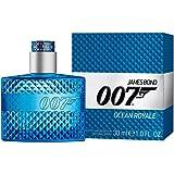 JAMES BOND 007 EDT Spray for Men, Ocean Royale, 1 Ounce