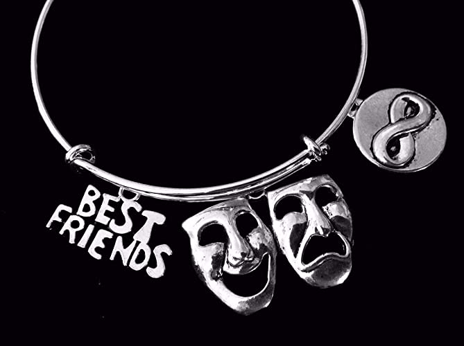 Amazon Drama Best Friends Forever Jewelry Expandable Comedy