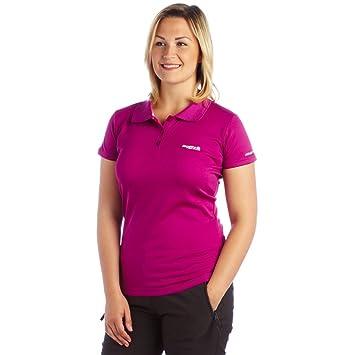 Regatta Maverik Distra - Camiseta de polo para mujer morado ...
