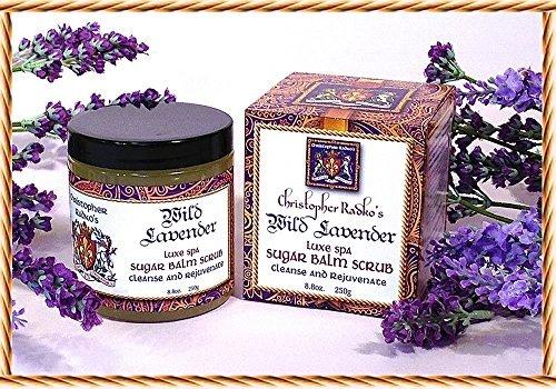 Soothing Aromatherapy Exfoliating Sugar - Luxe Spa Sugar Balm Scrub