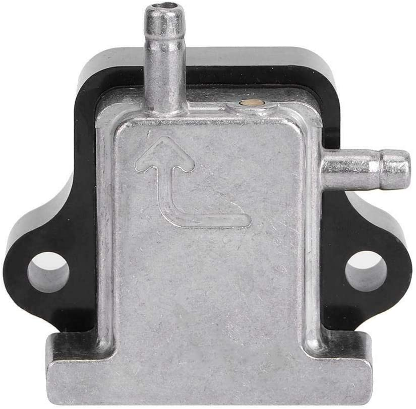 803529T06 3H6-04000-7 Fuel Pump for Mercury Mariner 4hp 5hp 6hp 4 Stroke Tohatsu MFS4A2 MFS4B MFS5A2 MFS5B MFS6A2 MFS6B MFS8A MFS8A2 MFS8A3 MFS9.8A MFS9.8A2 MFS9.8A3 Part NO
