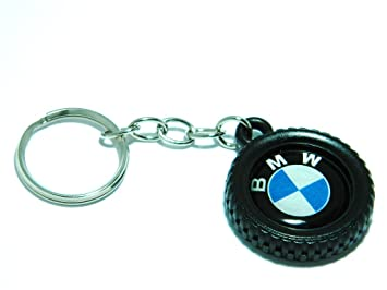 BMW Rueda de Aleación de llavero estilo llavero: Amazon.es ...