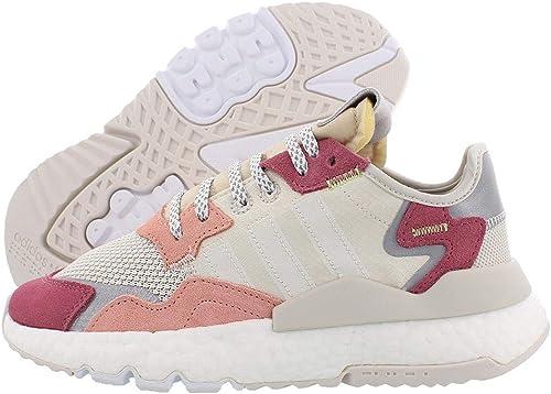 Adidas Nite Jogger Baskets décontractées pour femme