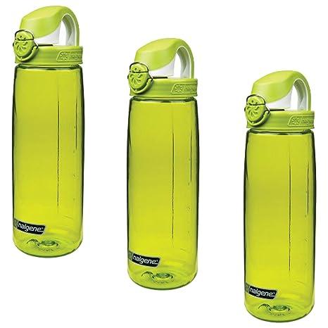 Amazon.com: Nalgene sobre la marcha 24 oz Botella de agua ...