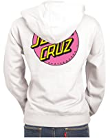 Santa Cruz Women's Other Dot Hooded Zip Sweatshirt