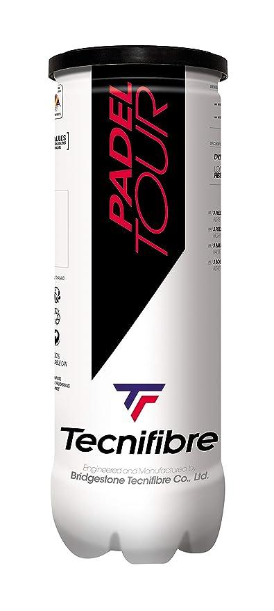 Tecnifibre Padel Team Bote, 24 Botes de 3 Pelotas (72 ...
