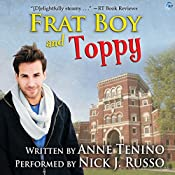 Frat Boy and Toppy: Theta Alpha Gamma, Book 1 | Anne Tenino