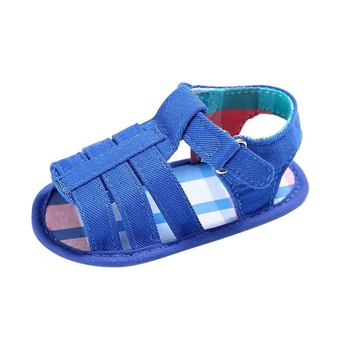 Zapatos para bebés ❤️Xinantime Zapatos para bebés Niños Sandalias ...