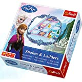 Trefl Frozen Snakes and Ladders