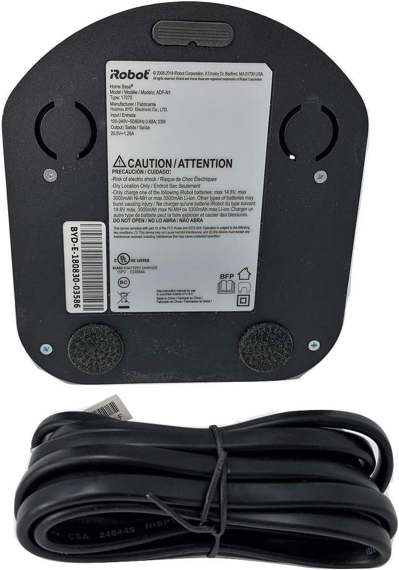 Amazon.com: Roomba - Base de carga para Roomba e5 e6 i7 i7+ ...