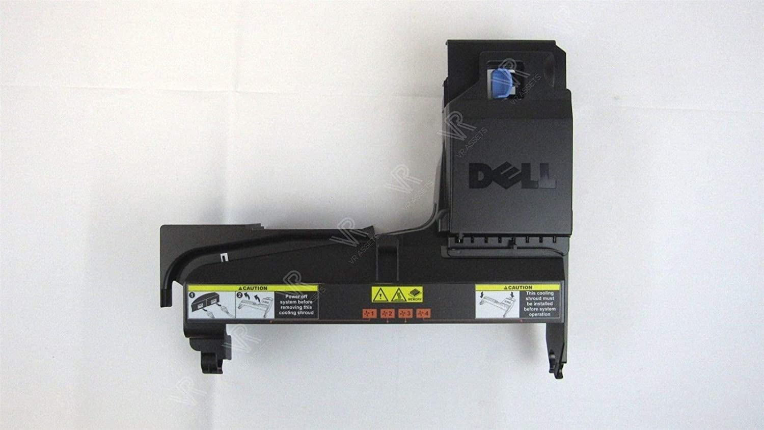Dell PE 2950 Fan Shroud Plastic CC510 Bulk TC012