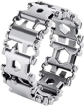 Leatherman Tread Stainless Steel Tools Wearable Bracelet Link Multi-Tool Kit