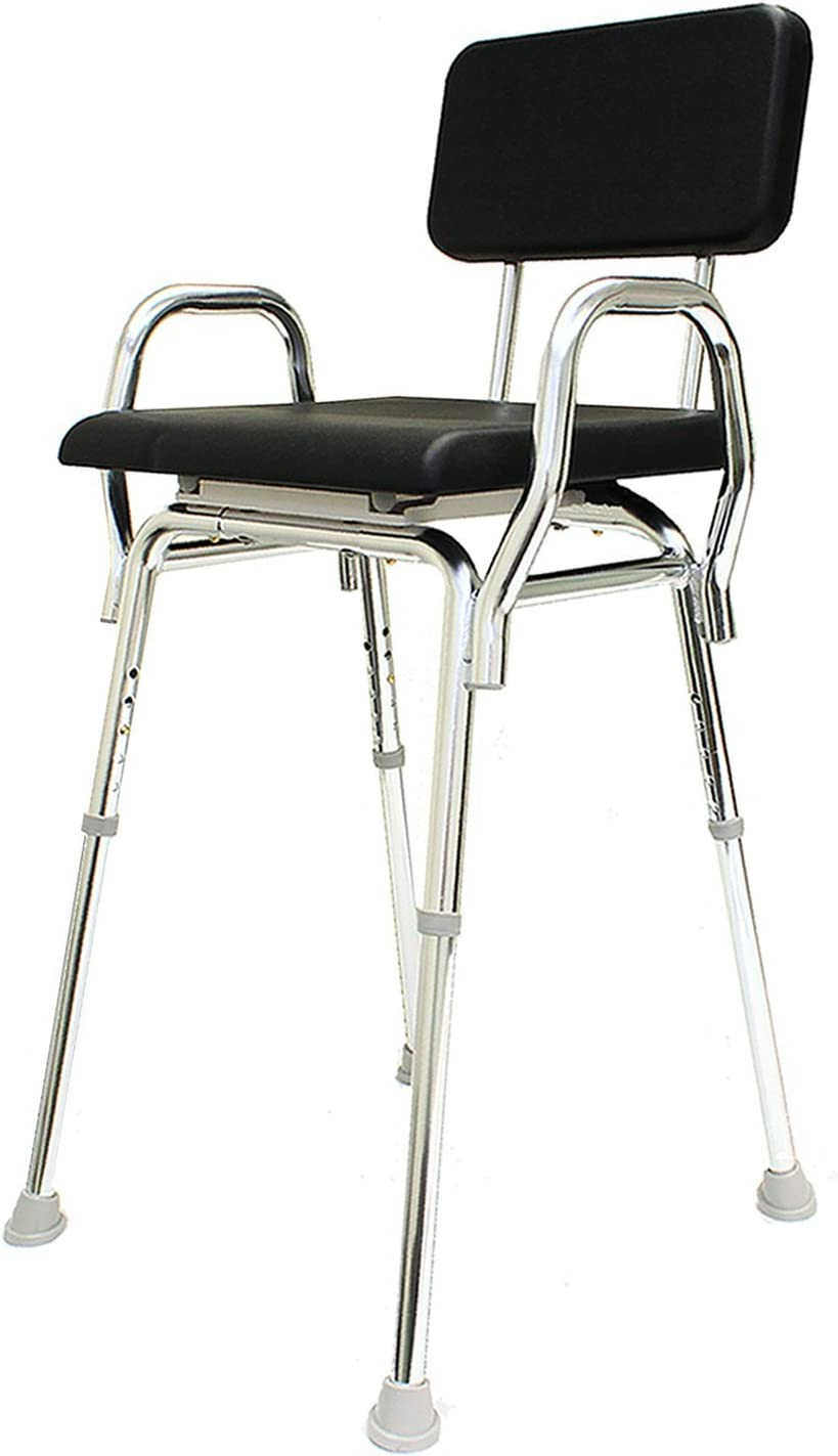 EagleHealth Padded Hip Shower Chair 73131
