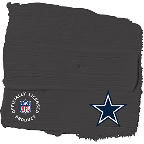 NFL Paint Color   Dallas Cowboys Glidden One Coat Interior Paint + Primer