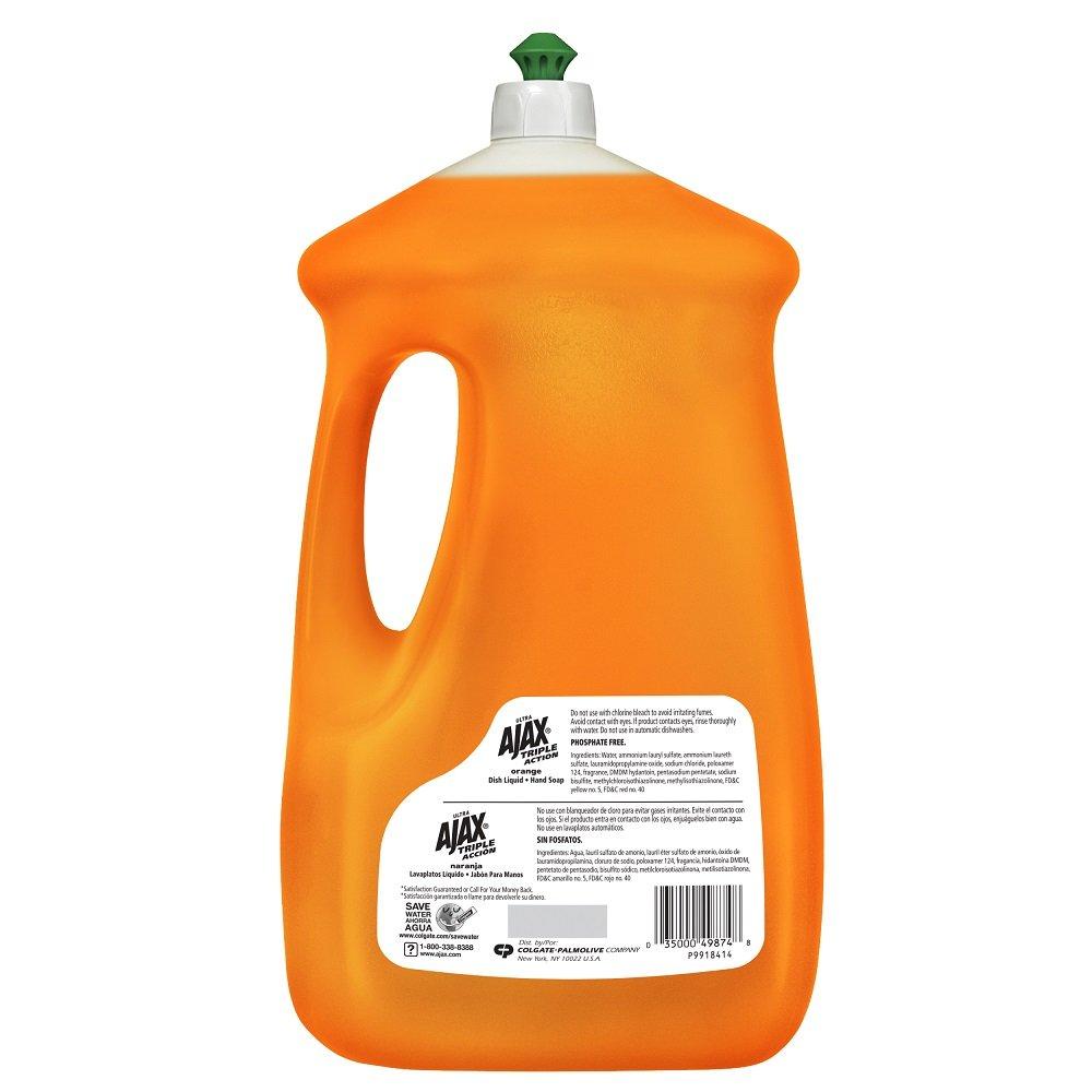 Amazon.com: Ajax - Jabón líquido de triple acción con ...