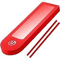 Q P Quality Printing 3D Vestigia® - Cubierta de Goma para Xiaomi M365 Accesorios para la Lluvia para Pantalla del…