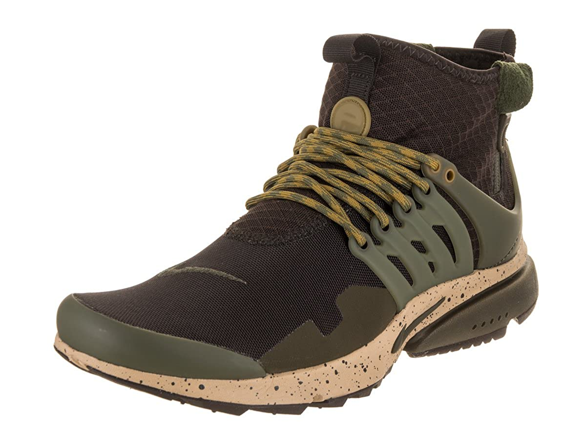 hot sales 29b95 39538 Nike Air Presto Mid Utility Unisex Trainers  Amazon.co.uk  Shoes   Bags