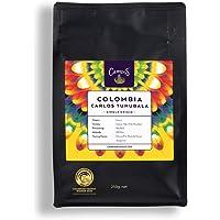 Campos Coffee Fresh (Whole Beans / Ground Espresso Home) 250G Grams OR 500G Grams (1x Bag of your choice) Light / Medium…
