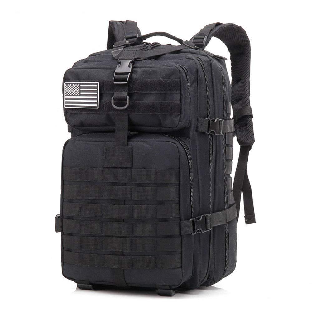 RMXMY アウトドアファッションと軽量大容量防水バックパックトラベルバッグ多機能ハイキング登山迷彩バックパック、30L   B07QPGW5BC