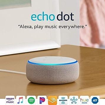 1a37c68e9 Echo Dot (3rd Generation)