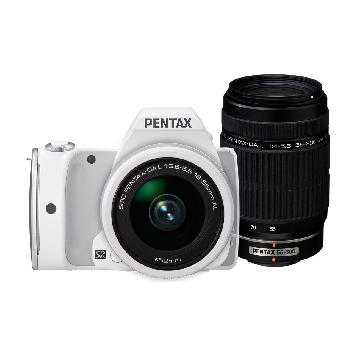 Pentax K-S1 20MP SLR Dos Veces zumban Equipo con DAL18-55mm y ...