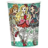 Amscan Fabulous Ever After High Birthday Party Favor Cup (1 Pack), 16 oz, Green