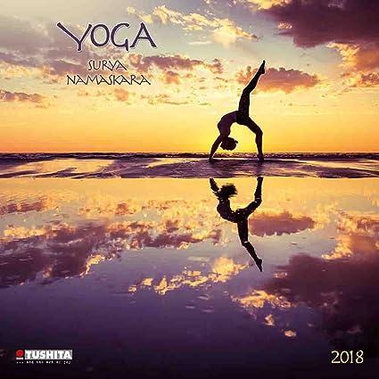 Calendario 2018 Yoga - Surya Namaskara - Zenitude ...