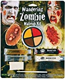 Best Zombie Makeups - Fun World Wandering Zombie Makeup Kit Costume Appliance Review