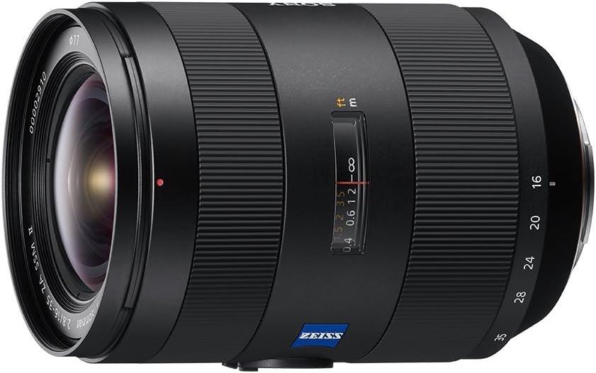 Sony Sal1635z2 Weitwinkel Zoom Objektiv Schwarz Kamera