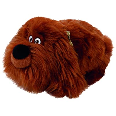 Ty Beanie Babies Secret Life of Pets Duke The Dog Regular Plush: Toys & Games