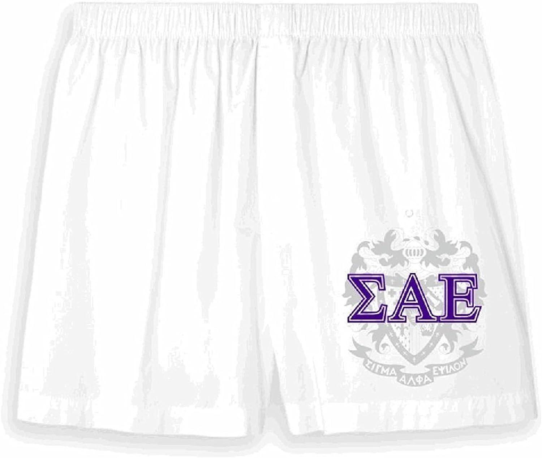 Sigma Alpha Epsilon SAE Boxer Shorts
