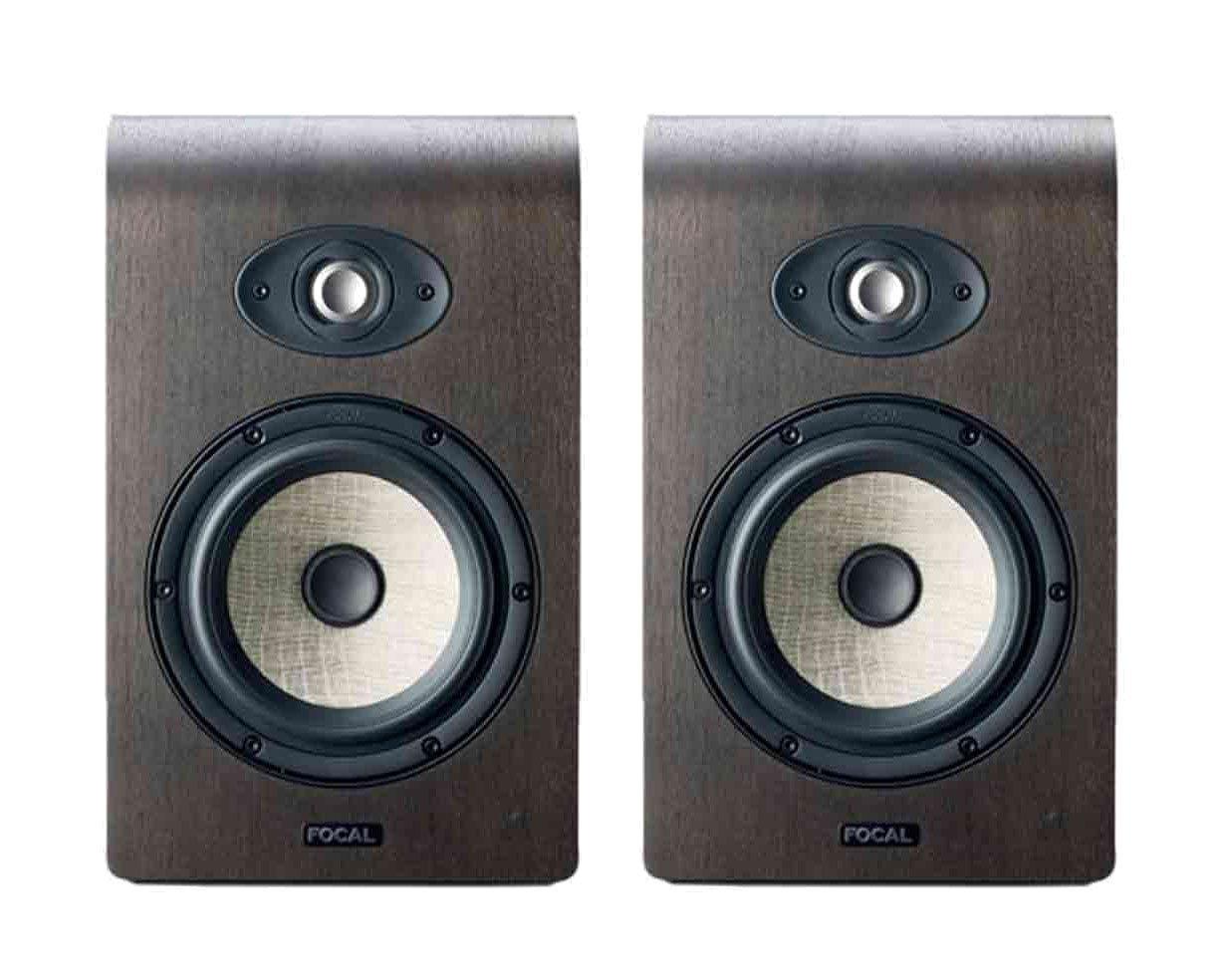2x Focal Shape 65 Active Studio Monitor Powered Speaker (Pair)