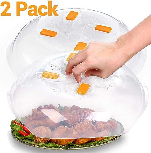 Lemon Tree 2 Pack - Microwave Plate Cover