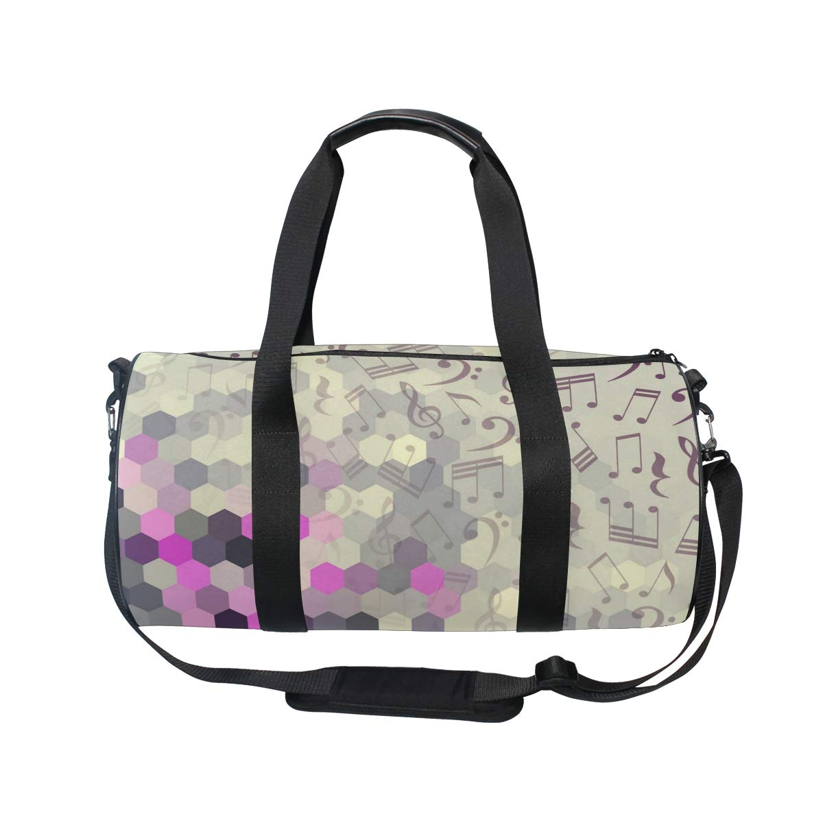 Zen Music ImageWaterproof Non-Slip Wearable Crossbody Bag fitness bag Shoulder Bag